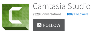 Camtasia for Windows