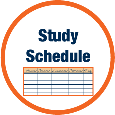 Study Schedule creation tool