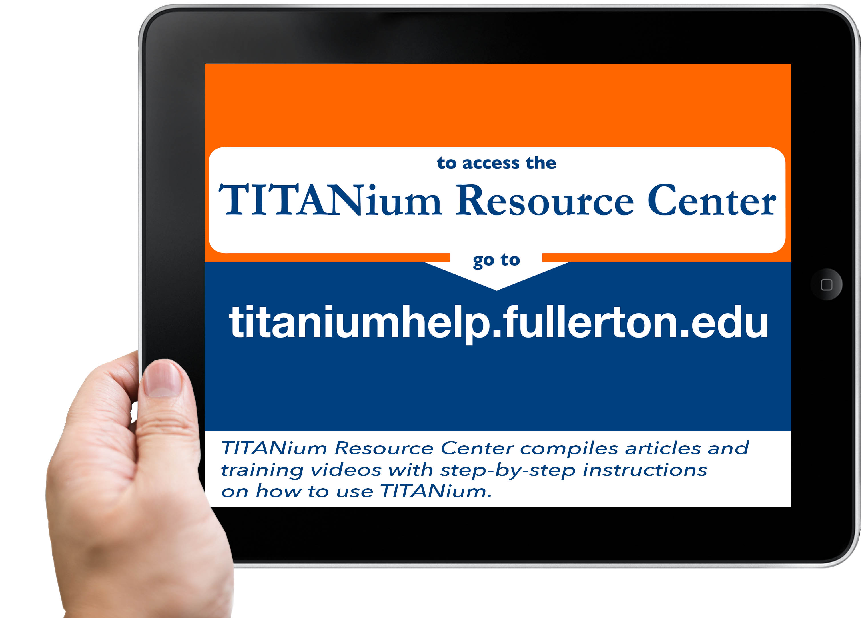 TITANium Resource Center