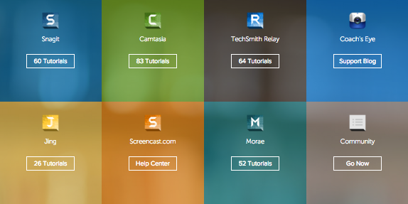 TechSmith logos