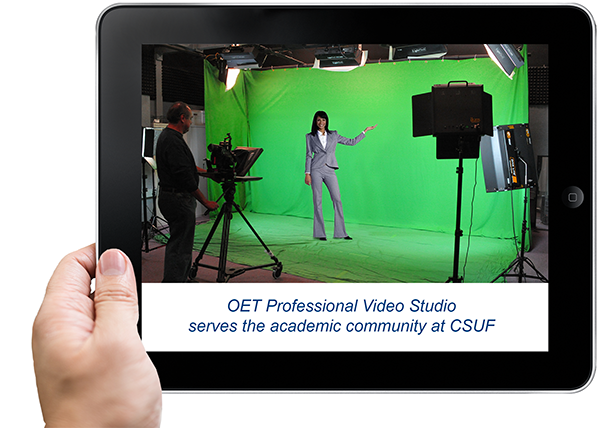 OET Green Screen Studio